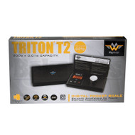 MY WEIGH ELECTRONIC SCALE TRITON T2 SERIES 0.01g 200g BLACK