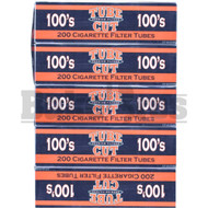 BLACK ORANGE Pack of 5 100MM