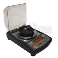 MY WEIGH CAPACITY PRECISION SCALE GEMPRO 0.002g 100g BLACK