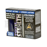 TOTAL STEALTH DETOX EXTRA STRENGTH INSTANT LIQUID UNFLAVORED 2  FL OZ, 6 CAPSULES