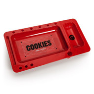 COOKIES HARVEST CLUB BY GOODLIFE ROLL UP! TRAY RED Pack of 1 12""