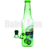"TONY DABTANA WP HONEYCOMB HAMMERHEAD PERC HIGH-AGAIN BOTTLE 8"" GREEN FEMALE 14MM"