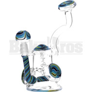 BLUE YELLOW MALE 14MM