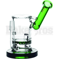 "Maverick Wp Brilliance Perc Side Car Rig 6"" Green Male 14mm"