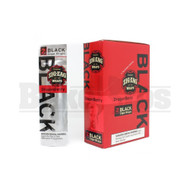 ZIG ZAG CIGAR WRAPS 2 PER PACK DRAGON BERRY Pack of 25