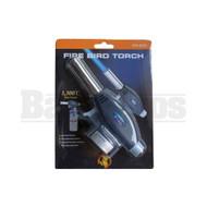 FIRE BIRD TORCH TOP WS-503C HEAD UNIT ATTACHMENT NAVY BLUE Pack of 1 TORCH HEAD