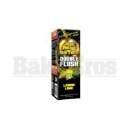 HIGH VOLTAGE DETOX DOUBLE FLUSH CLEANSER LEMON LIME 16 FL OZ, 6 CAPSULES