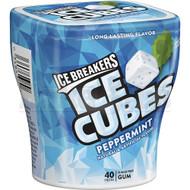 ICEBREAKERS STASH DIVERSION SECRET COMPARTMENT PEPPERMINT 40 PCS
