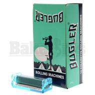 BUGLER CIGARETTE ROLLING MACHINE BLUE Pack of 12 70MM