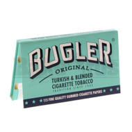 BUGLER ROLLING PAPERS SW 115 LEAVES UNFLAVORED Pack of 1
