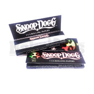 SNOOP DOGG ROLLING PAPERS 1 1/4 24 LEAVES UNFLAVORED Pack of 1