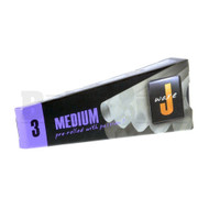 JWARE PRE-ROLLED CONES MEDIUM SIZE 3 CONES UNFLAVORED Pack of 1
