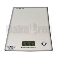 MY WEIGH SCALE 1 SCALE KITCHEN SCALE 1g 5000g SILVER