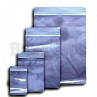 "APPLE BAGS BAGGIES 175175 1 3/4"" X 1 3/4"" CLEAR Pack of 36 576 Per Pack"