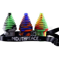 MOUTHPEACE SILICONE WATERPIPE CONDOM BY MOOSELABS ASSORTED FEMALE JOINTLESS NONE