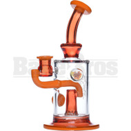 ORANGE RED ELVIS FEMALE 14MM