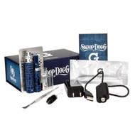 SNOOP DOGG X G PEN VAPORIZER FOR DRY HERB BY GRENCO SCIENCE BLUE