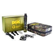 DGK X G PEN VAPORIZER FOR DRY HERB BY GRENCO SCIENCE CAMOUFLAGE