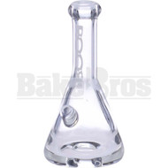 ROOR GLASS CARB CAP NANO BEAKER CLEAR FEMALE