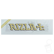 RIZLA SILVER 78 SUPER THIN UNFLAVORED Pack of 12