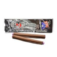 XXL ROYAL BLUNTS K SERIES CIGAR WRAPS 2 PER PACK BLACK MAMBA Pack of 1