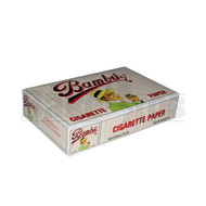 BIG BAMBU ROLLING PAPERS 1 1/4 UNFLAVORED Pack of 100