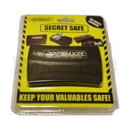 DOORMASTER GARAGE REMOTE STASH BOTTLE SAFETY DIVERSION SECRET COMPARTMENT BLACK SINGLE SIZE