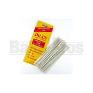 DILL'S PREMIUM PIPE CLEANERS 32 PER PACK SOFT TAN Pack of 1