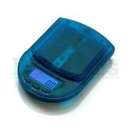 AWS DIGITAL POCKET SCALE BCM SERIES 0.1g 650g BLUE