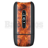 "ASCENT VAPORIZER BY DA VINCI OIL & DRY HERB 4.5"" WOOD"