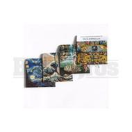 "OIL SLICK SLICK PACK-IT PACKET 4"" X 3"" ART SERIES Pack of 1 4 Per Pack"