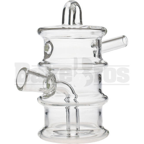 GLASS BLUNT OR PRE ROLLED CONE JOINT BUBBLER OIL BARREL