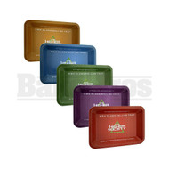 "THS HIGH CLASS ROLLING TRAY ASSORTED Pack of 1 7"" X 5"""