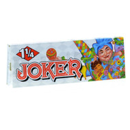 JOKER ROLLING PAPERS 1 1/4 24 LEAVES UNFLAVORED Pack of 1