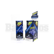 KINGPIN CIGAR WRAPS 4 WRAPS BLUEBERRY BOMB Pack of 25