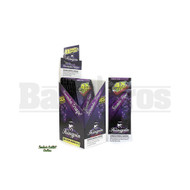 KINGPIN CIGAR WRAPS 4 WRAPS GOOMBA GRAPE Pack of 25