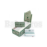 PURE HEMP ROLLING PAPERS SINGLE WIDE 50 LEAVES UNFLAVORED Pack of 50
