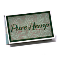 PURE HEMP ROLLING PAPERS SINGLE WIDE 50 LEAVES UNFLAVORED Pack of 1