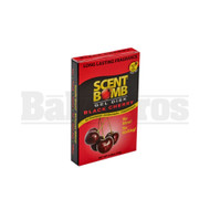 SCENT BOMB GEL DISK Pack of 1 BLACK CHERRY