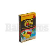 SCENT BOMB GEL DISK Pack of 1 MANGO TROPICAL