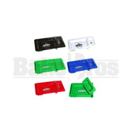 "THS DELUXE ROLLING TRAY ASSORTED Pack of 1 12.3"" X 6.7"" X 1.3"""