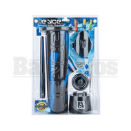 EYCE 2.0 REUSABLE WATER PIPE MOLD ASSORTED BLACK BLUE FEMALE JOINTLESS