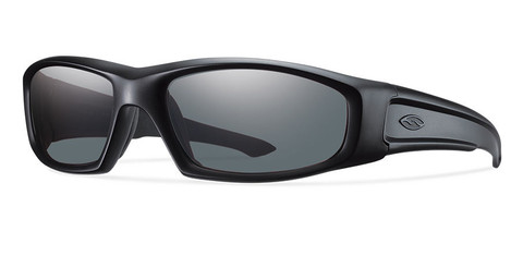 Hudson Elite polarized smoke tint sunglasses