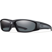 Smith Optics Hudson Elite Black frame grey lens