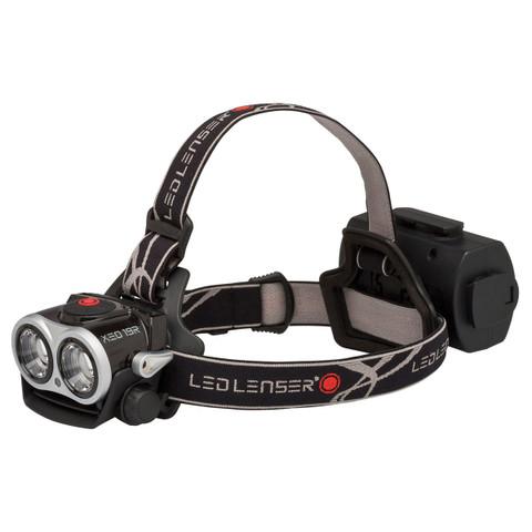 XEO19R Rechargeable Black Headlamp