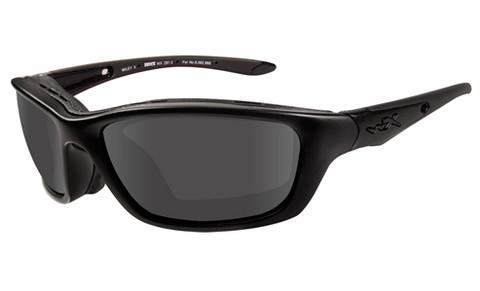 Wiley X Brick Grey Sunglasses