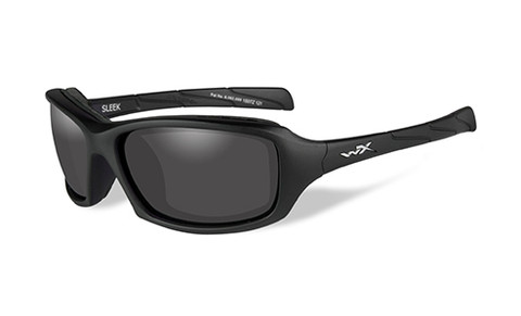 Wiley X Sleek Grey/Smoke Sunglasses
