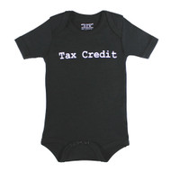 tax joke | accountant joke | tax credit | write off | baby onesie | onesie | funny baby onesie | funny baby onesie | black baby onesie | baby boy clothes | kids clothes | baby gift | baby onesies | boys clothes | baby clothes online baby clothing | baby stores | baby boutique | baby shop