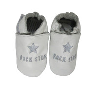 baby boys shoes  | baby girls shoes  | white baby shoes  |  cool baby shoes  | leather baby shoes  | bobux  | robeez  | rock star baby  |  rocker baby |  punk baby