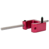 pro vise stop by edge technology bridgeport milling machine nylon tip set screw